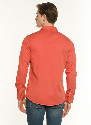 Quiksilver Gömlek Kırmızı